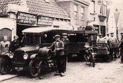 Geschiedenis foto Ordal