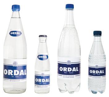 Assortiment plat water Ordal