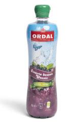 Cassis siroop Ordal